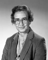 Katherine Johnson - Wikipedia